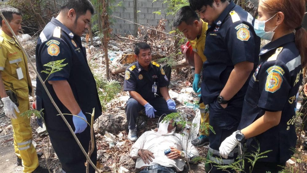 Taxi bike driver asks for death penalty after murder of pregnant stepdaughter | The Thaiger