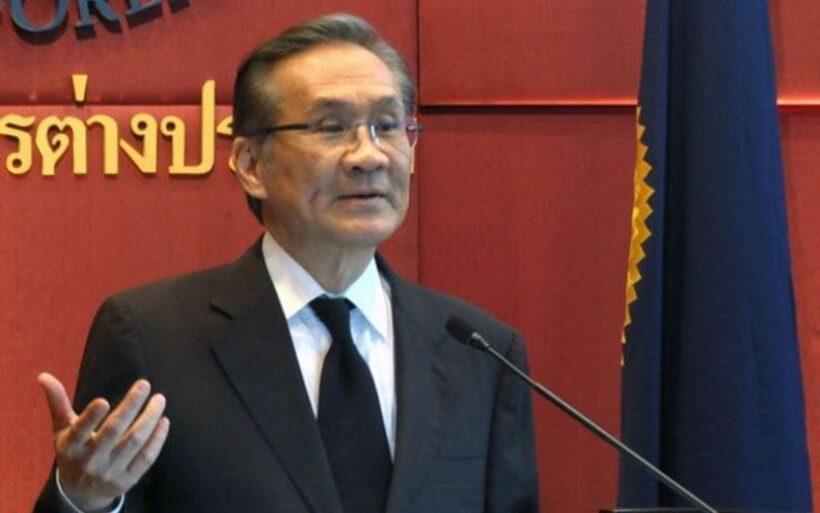 """""""ดอน"""" ดุ """"ทูต 12 ประเทศสังเกตการณ์ ธนาธร"""" ไม่ควรแทรกแซงกระบวนการยุติธรรมไทย   The Thaiger"""