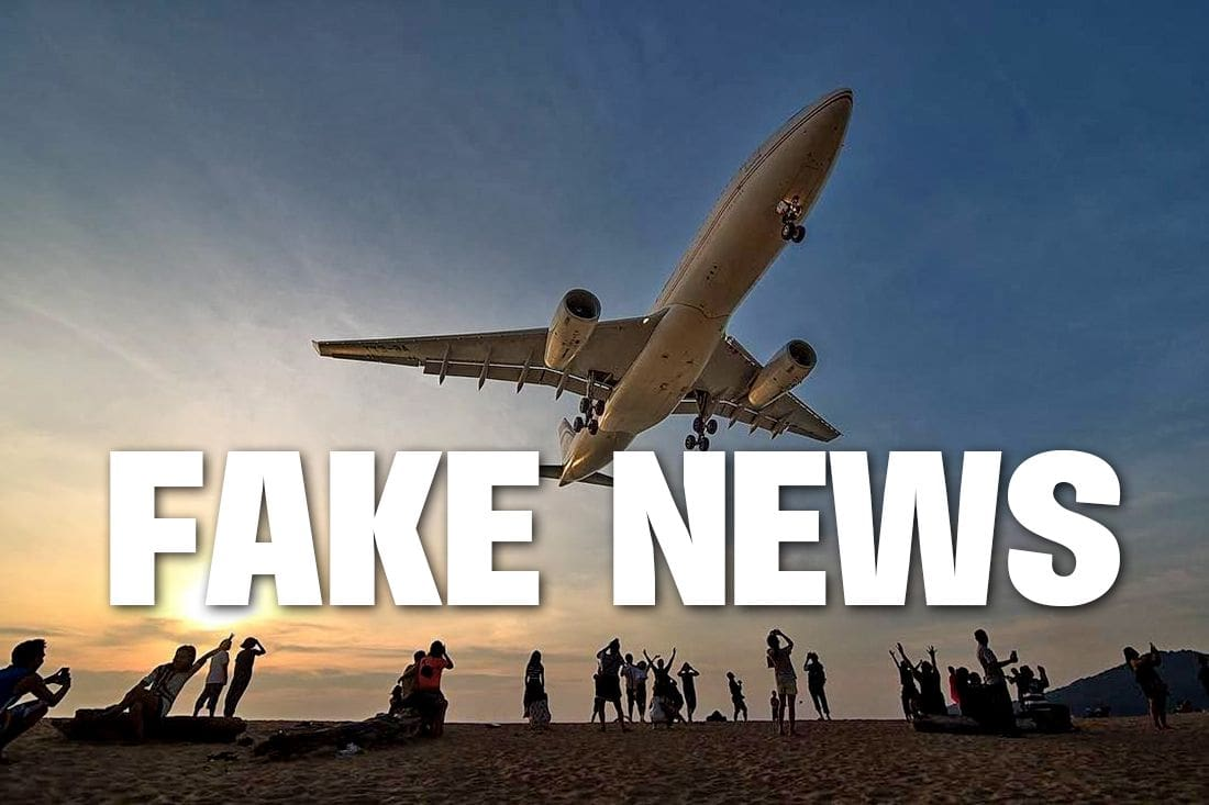 9acdc94d0f Fake news goes viral about  death sentence  for Phuket airport selfies