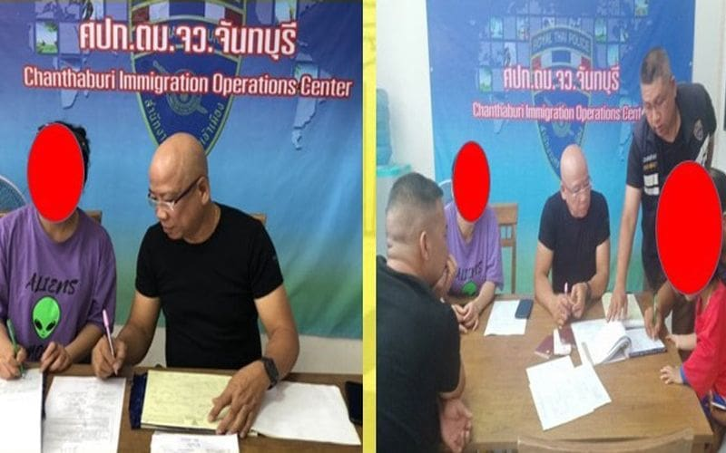 Thai owner and two Chinese fined for not reporting change of address within 24 hours | The Thaiger