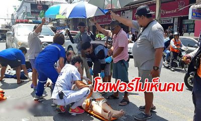 Foreigner hit and dragged under Chinese tour bus in Pattaya | The Thaiger