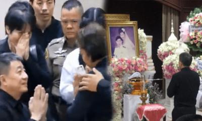 เสี่ยเบนซ์ เมาแล้วขับ ร่วมงานศพเหยื่อ รองผู้กำกับและภรรยาวันที่ 2 | The Thaiger