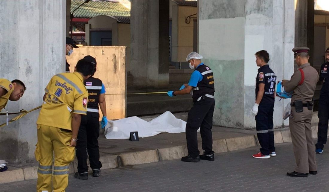 Police continue investigation into French diplomat's plunge from BTS station   News by Thaiger