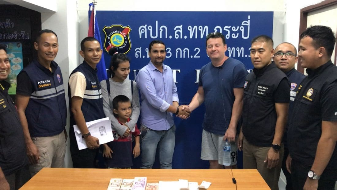 The case of the 255,000 baht Krabi curry | The Thaiger