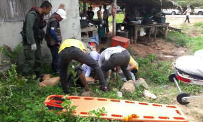 Police officer and wanted insurgent shot in Songkhla clash | The Thaiger