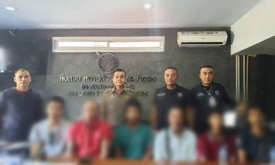 Patong tourist attackers remain in custody – investigation continues   The Thaiger