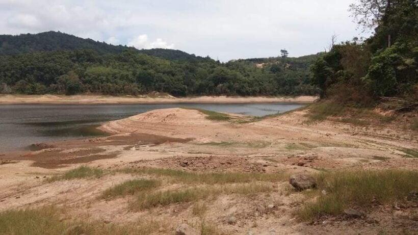 ภูเก็ตแล้งหนัก น้ำเขื่อนบางวาดแห้งขอด-ดินแตกระแหง | News by The Thaiger