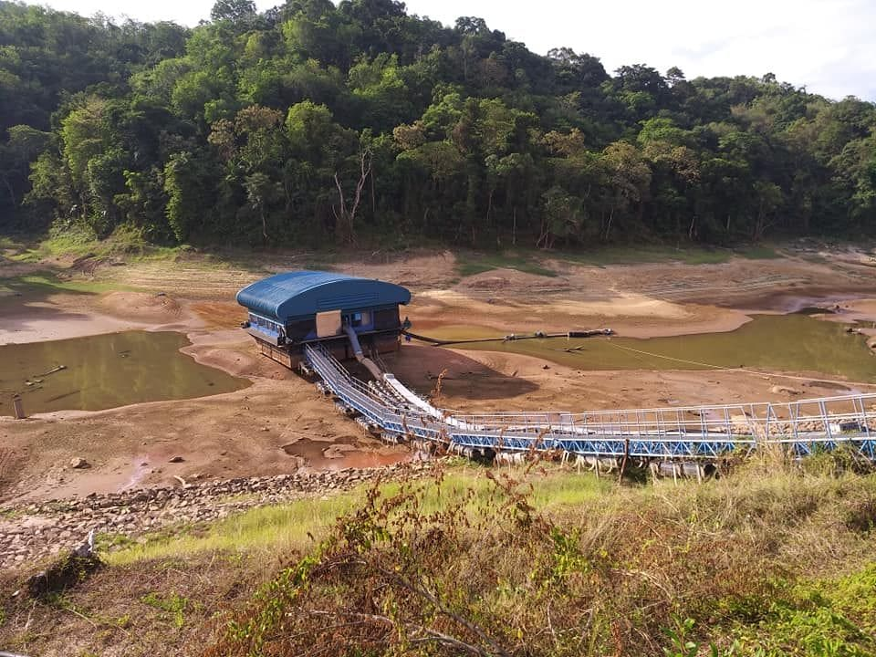 Phuket's water supply scraping the bottom of the three dams | News by Thaiger