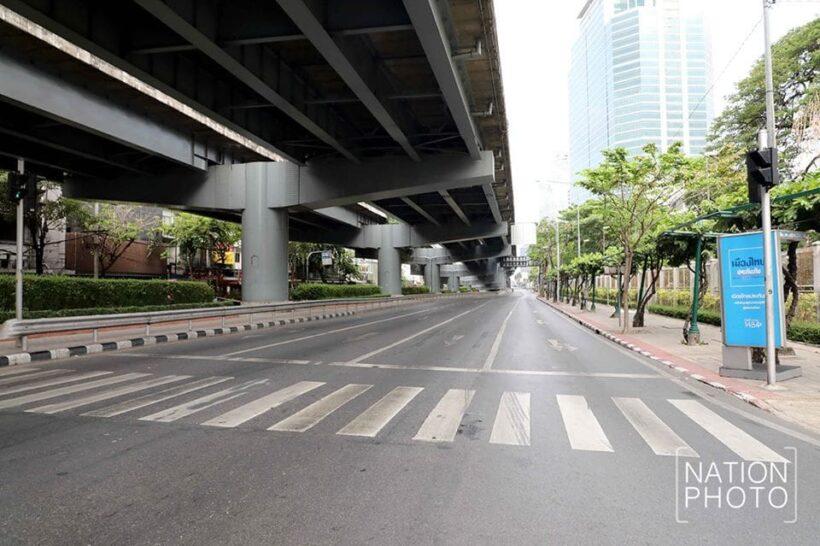 Bangkok hit by zombie apocalypse? Songkran 2019. | The Thaiger