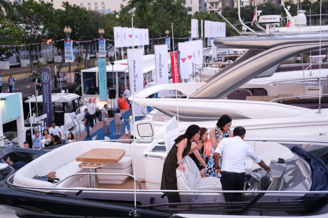 Kata Rocks launches new partnership with Singapore Yacht Show | News by The Thaiger