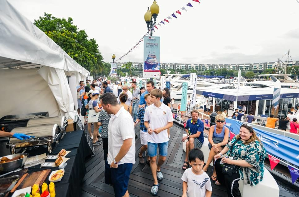 Kata Rocks launches new partnership with Singapore Yacht Show | The Thaiger