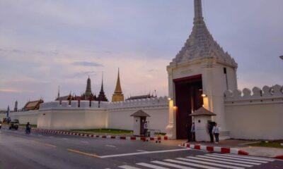 18-19 เมษายน ปิดถนนกรุงเทพ 7 สาย เชิญน้ำอภิเษก | The Thaiger