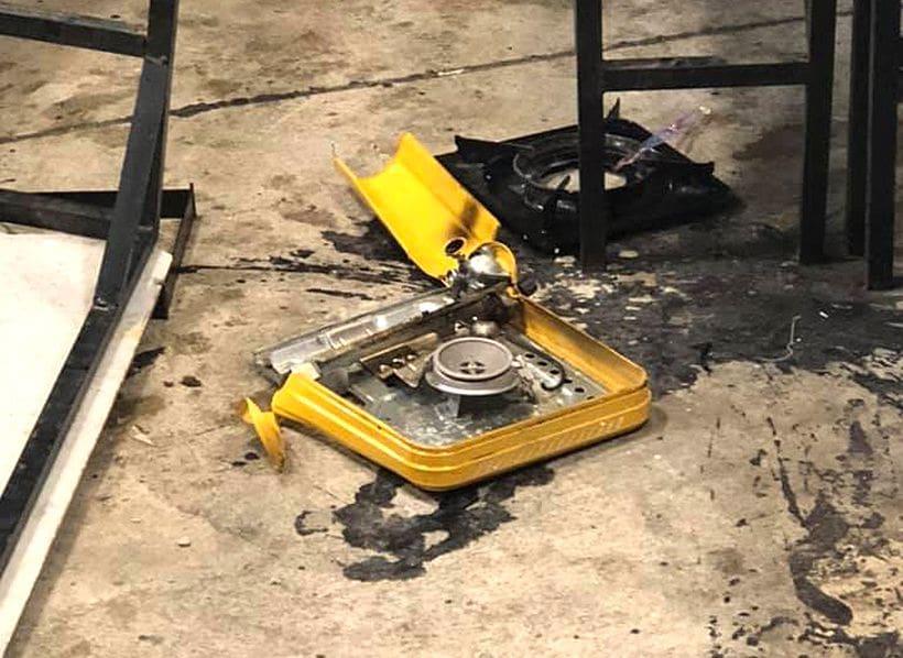 Thai suki restaurant customer injured as gas cooker explodes   The Thaiger