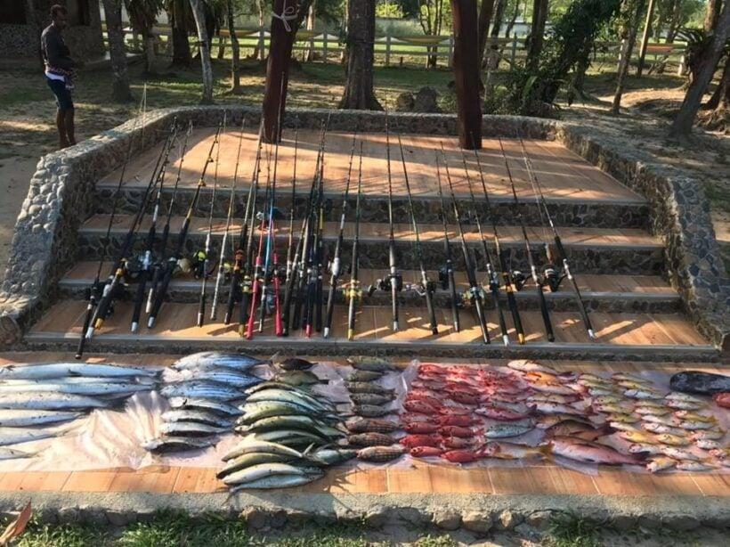 จับเรือตกปลาจากภูเก็ต ลักลอบเข้าตกปลาในเขตอุทยานแห่งชาติหมู่เกาะสิมิลัน | News by The Thaiger