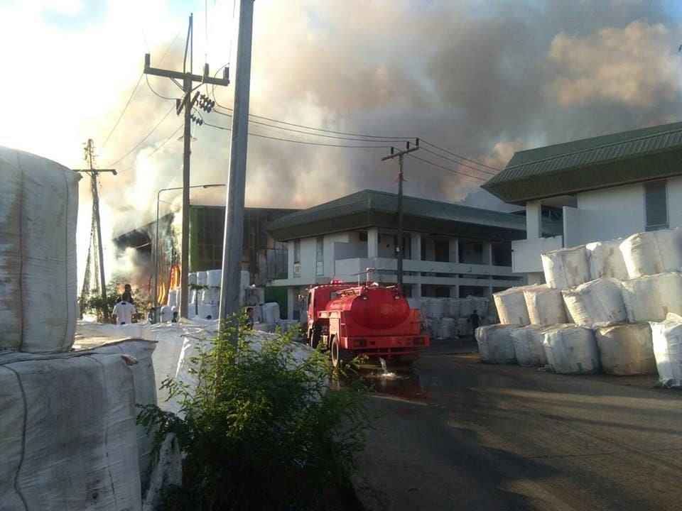 Massive fire at Koh Samui incinerator - VIDEO | News by The Thaiger