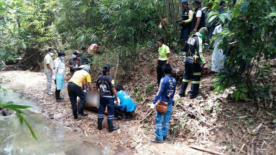 Man found dead after missing in Nakhon Si Thammarat forest for ten days | The Thaiger