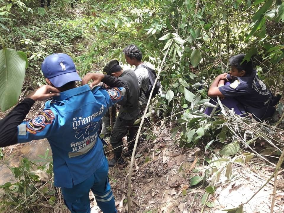 Man found dead after missing in Nakhon Si Thammarat forest for ten days | News by The Thaiger