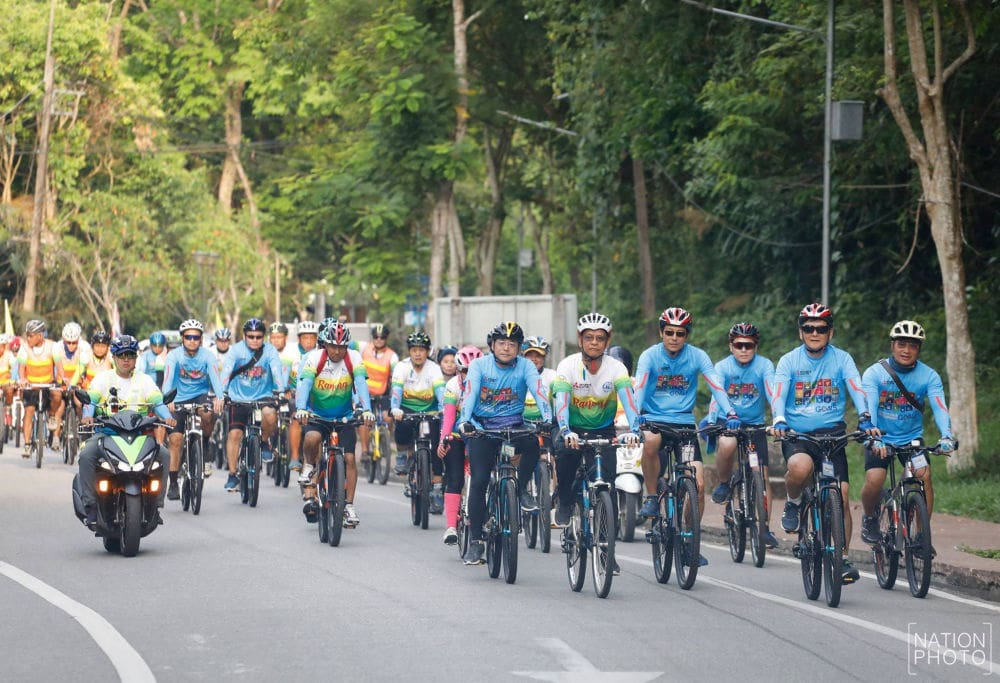 Cycling enthusiasts launch Ranong as a southern tourism alternative | The Thaiger