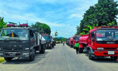 มทภ.4 ส่งรถน้ำช่วยเหลือประชาชนในพื้นที่แก้ไขสถานการณ์ภัยแล้งจังหวัดภูเก็ต | The Thaiger