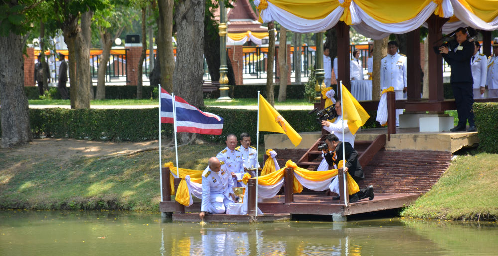 This weekend's Royal Coronation | News by Thaiger