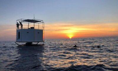 'Seastead' set up off coast of Phuket | The Thaiger