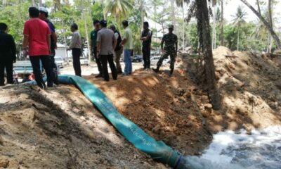 กระบี่เร่งแก้ปัญหาน้ำเสียคลองจาก อ่าวนาง คาด 15 วันเสร็จ | The Thaiger