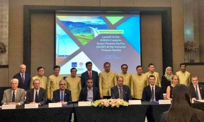 ASEAN launches $1 billion investment for green projects | Thaiger