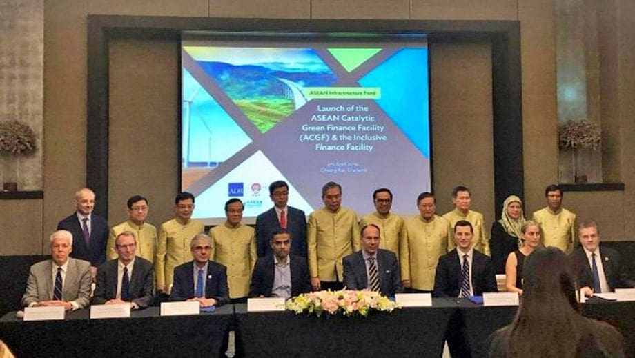 ASEAN launches $1 billion investment for green projects   The Thaiger