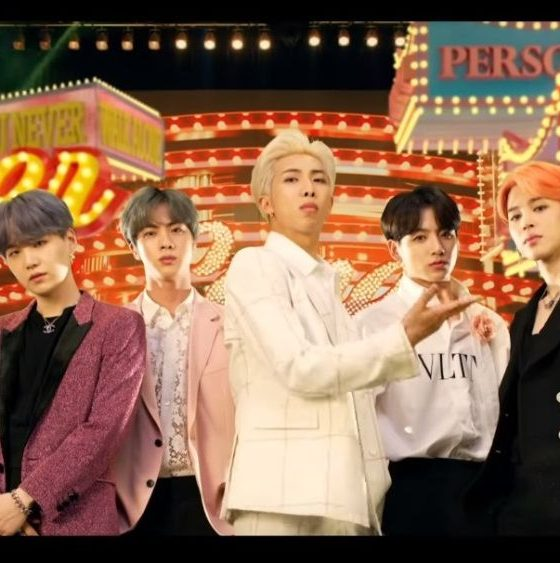 K-Pop dominating YouTube records – BTS and Blackpink | The Thaiger