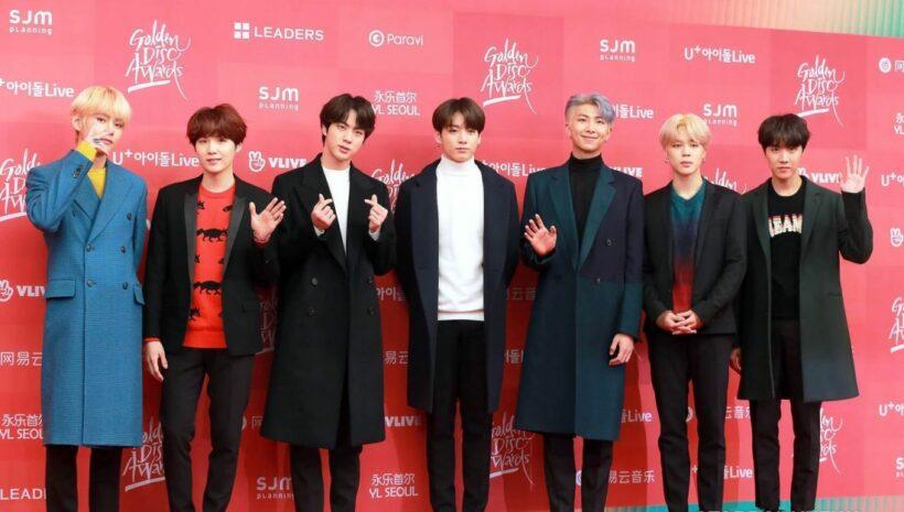 "K-POP : เผยรายชื่อเพลงอัลบัมใหม่ ""BTS"" – 'Map of the Soul: Persona' | The Thaiger"