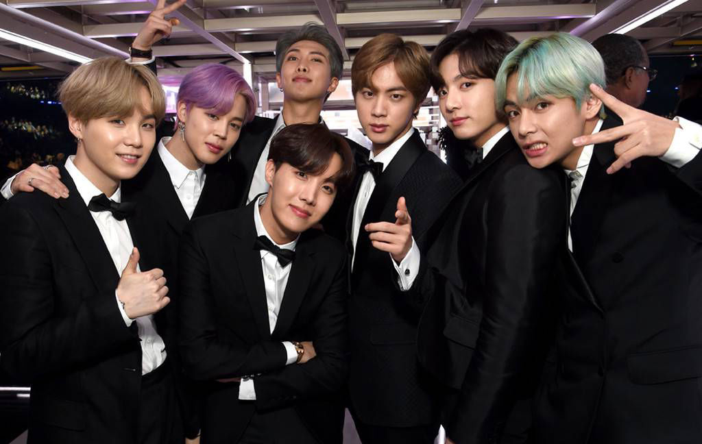 BTS match long-standing Beatles' record and reach the Top 6 in 26 countries with new album   The Thaiger