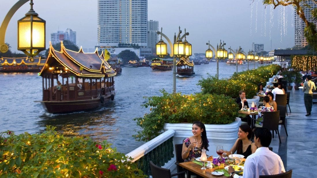 Strong growth from key markets compensate for slight dip in Chinese tourists | News by Thaiger