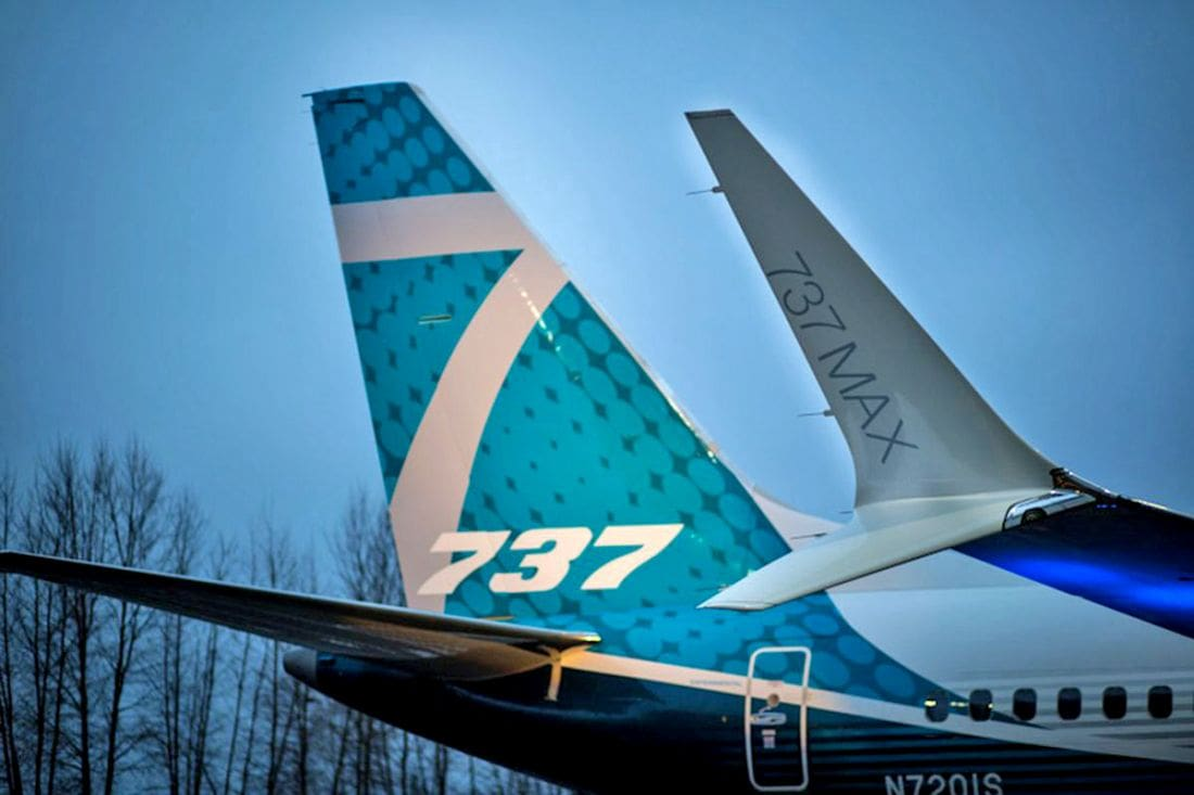 Boeing reveals another software problem in 737 MAX jets | The Thaiger