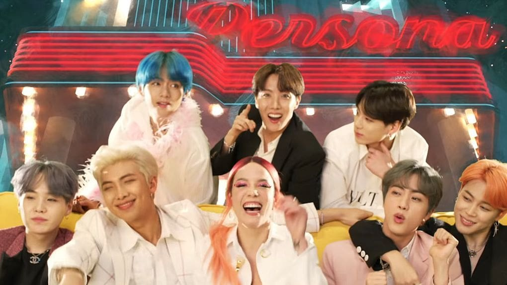 BTS smashes YouTube records with 'Boy With Luv' music video | The Thaiger
