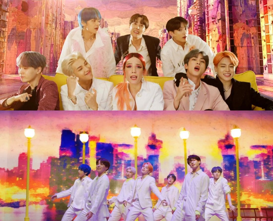 BTS smashes YouTube records with 'Boy With Luv' music video | News by The Thaiger