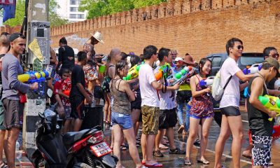 Tourism dries up for Songkran in north this year | The Thaiger
