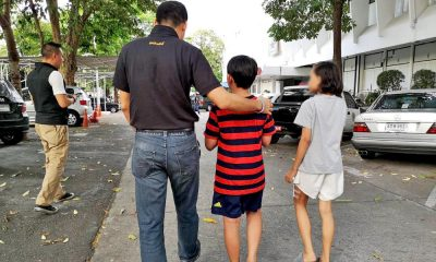Swiss/Thai children run away from home claiming Thai mother beats them | The Thaiger