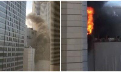 ด่วน! ไฟไหม้เซนทรัลเวิลด์ ประชาชนหนีตาย โดดตึก [อัปเดต] | The Thaiger