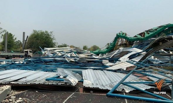 Freak summer storms damage 1,000 houses around Chiang Mai | The Thaiger