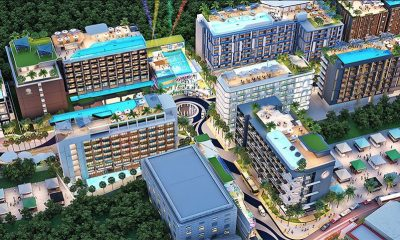Massive 11 hotel project, surf club and waterpark for Kata, Phuket | The Thaiger