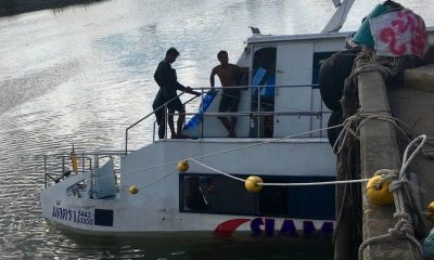 Boat carrying a Bangkok school group sinks at Chumpon pier | Thaiger