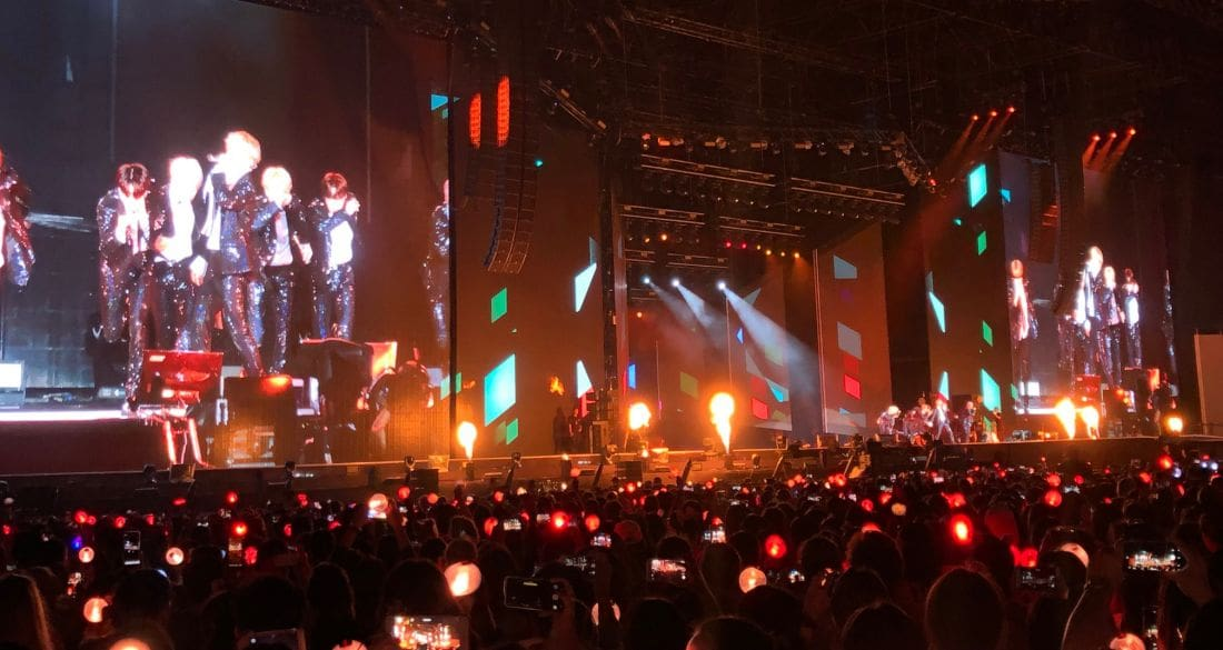 BTS conclude their record-breaking Love Yourself world tour in Bangkok | News by The Thaiger