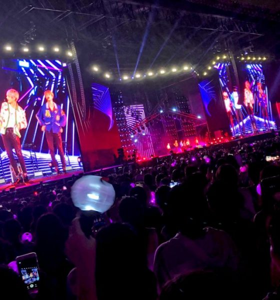 Bts Conclude Their Record Breaking Love Yourself World Tour In