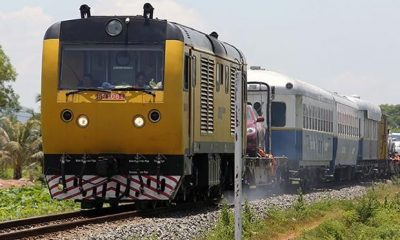 Opening of a rail service between Thailand and Cambodia in Sa Kaew | The Thaiger