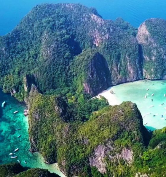 """Maya Bay's extended closure """"vital to conserve the ecology"""" 