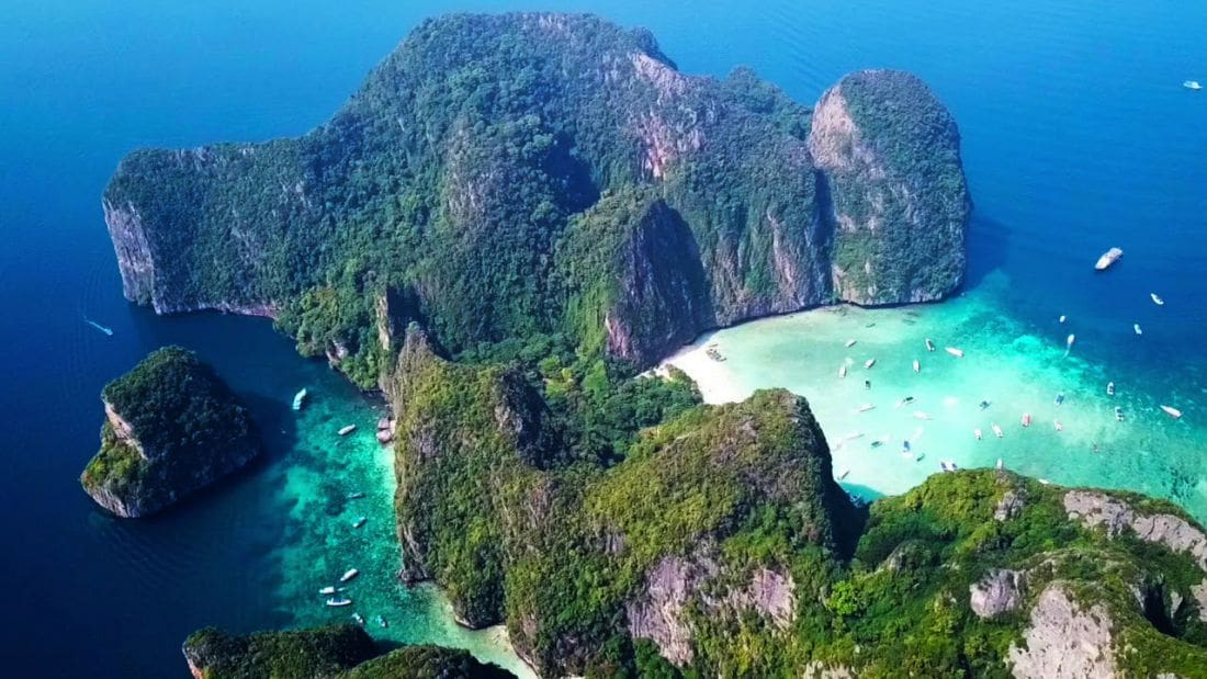 "Maya Bay's extended closure ""vital to conserve the ecology"" 