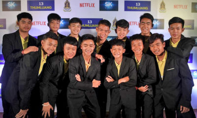 Netflix and 'Crazy Rich Asians' production team announce cave rescue project | Thaiger