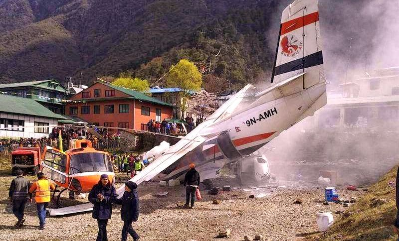 Three killed in Himalayan plane crash – Nepal | The Thaiger