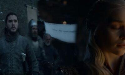 ตัวอย่าง Game of Thrones Season 8  ตอนที่ 2 | The Thaiger
