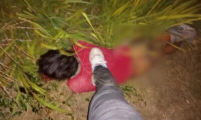 จับไอ้หื่นข่มขืนสาวข้างทาง ท่อนล่างล้อนจ้อน พลเมืองดีรุมตึ๊บส่งตำรวจ | The Thaiger